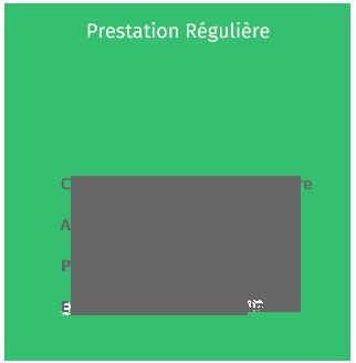 Prestation ménagère régulière à Paris
