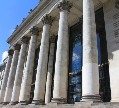 La place Graslin à Nantes