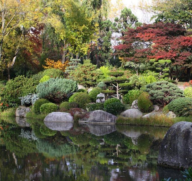 Jardin Japonais à Toulouse