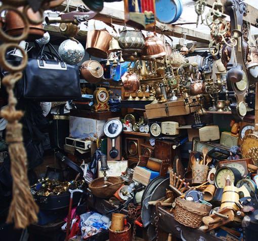 Le marché de Wazemmes à Lille