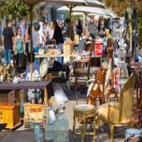 Le marché aux puces de Saint-Ouen à ne pas louper.