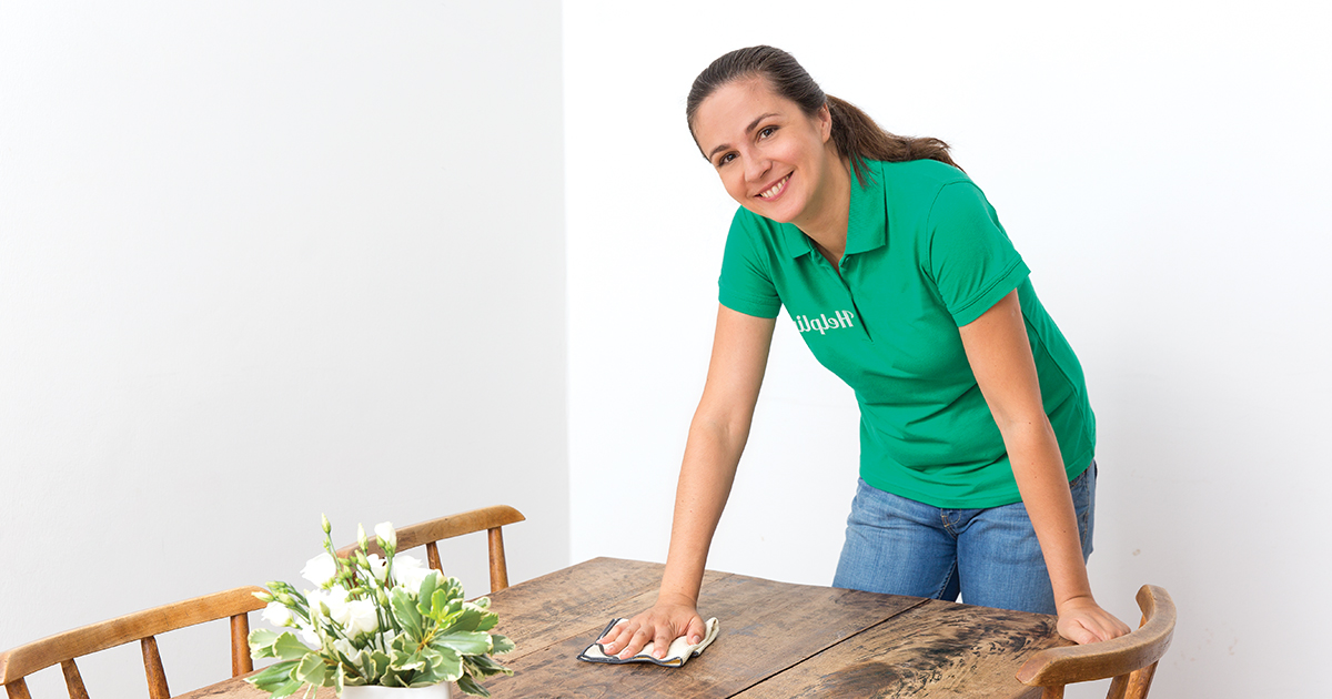 Recherche femme de ménage a paris